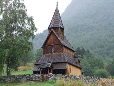 ウルネスの木造教会の画像 p1_30